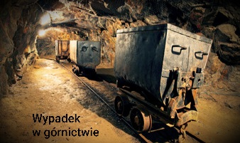 wypadki przy pracy w kopalni odszkodowania